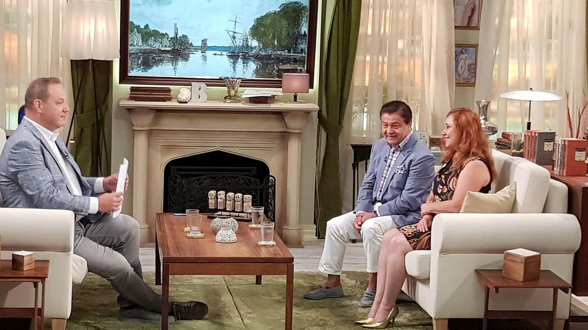 NYÁRI KÁROLY A TV2 MOKKA CÍMŰ MŰSORÁBAN
