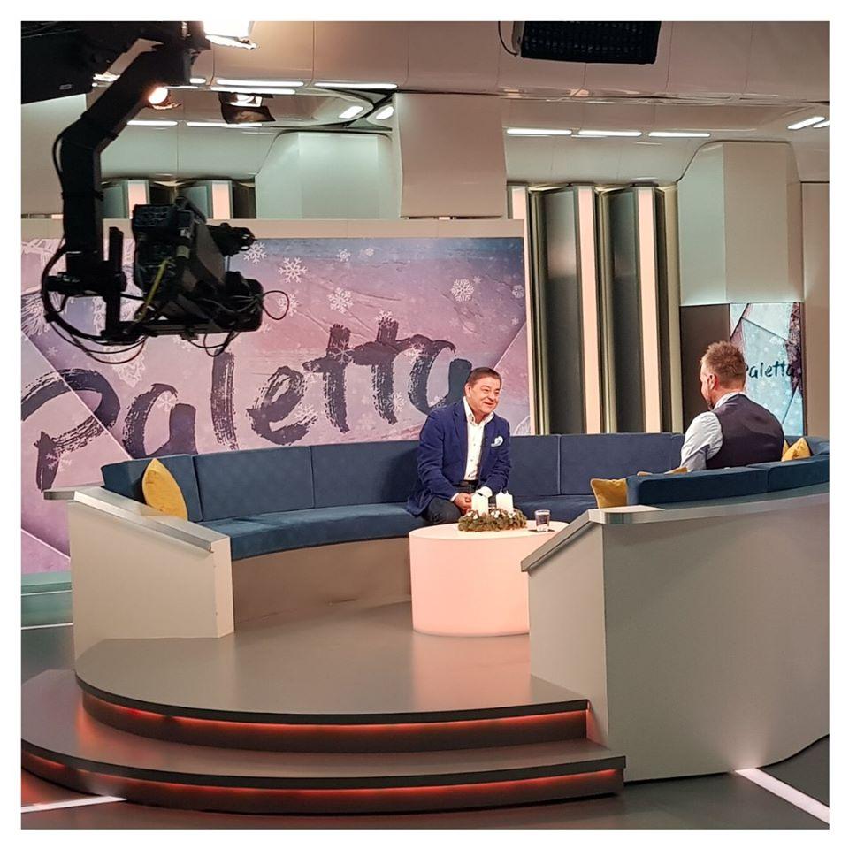 A HÍR TV PALETTA CÍMŰ MŰSORÁBAN