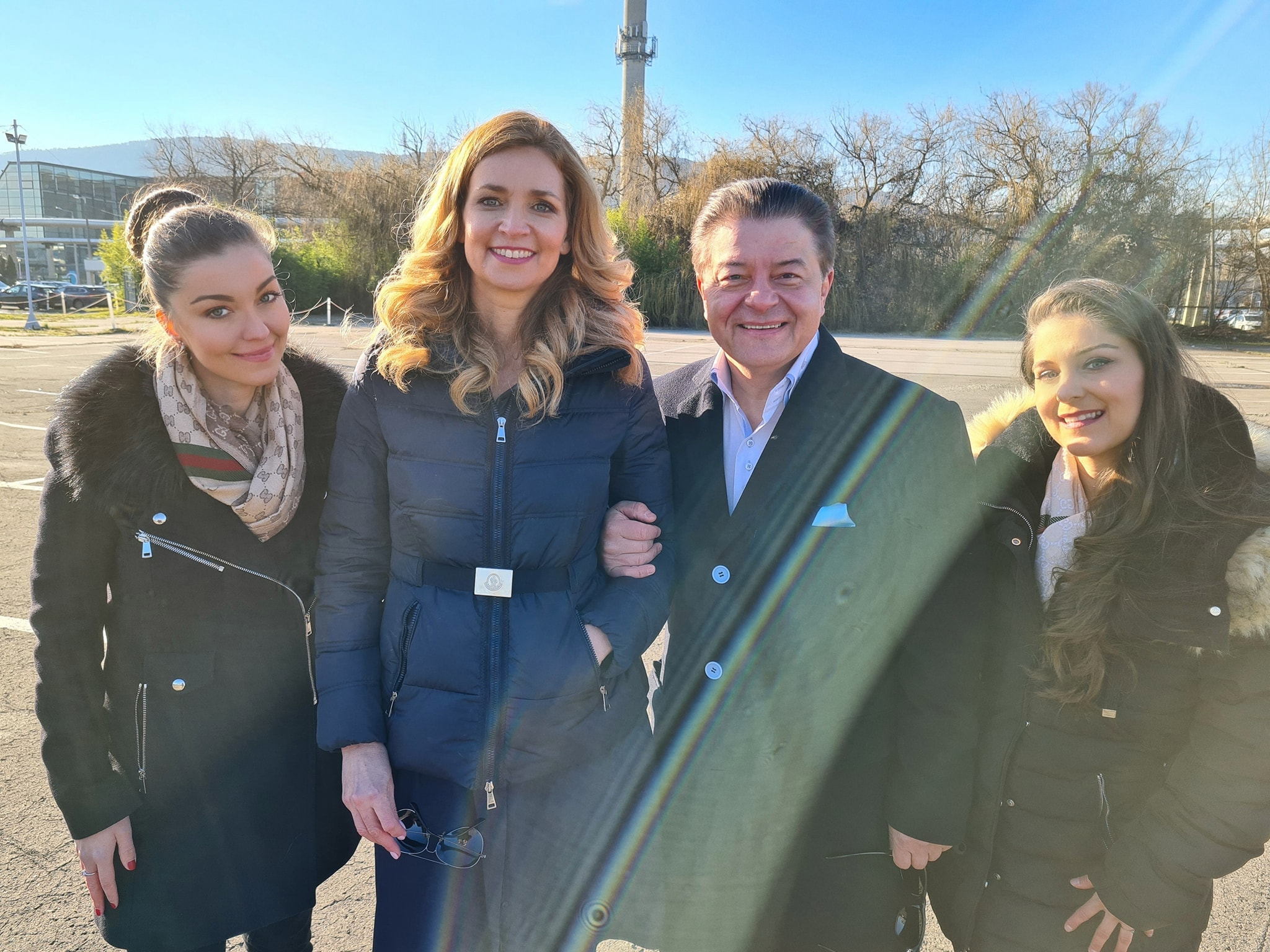 Károly Nyári in Család-Barát magazinban TV show
